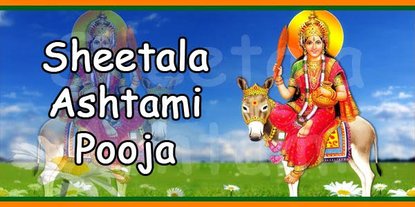 Sheetala Ashtami Pooja