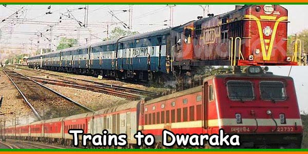 Trains to Dwaraka