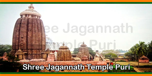 Shree Jagannath Temple Puri