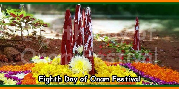 Eighth Day of Onam Festival