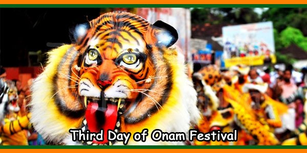 Third Day of Onam Festival