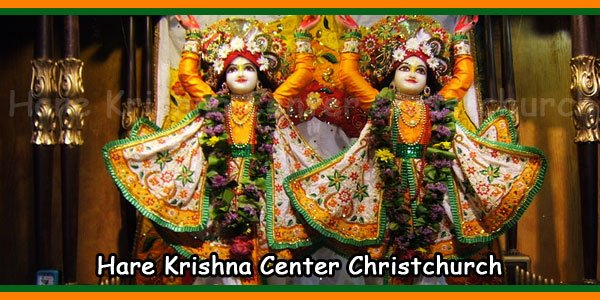Hare Krishna Center Christchurch