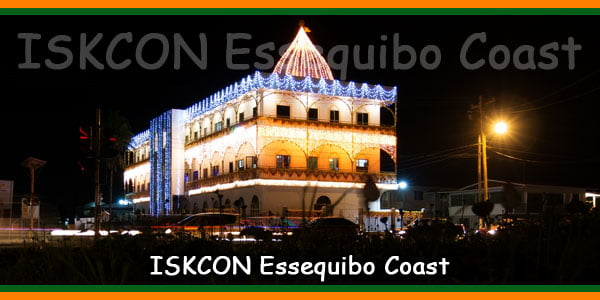 ISKCON Essequibo Coast