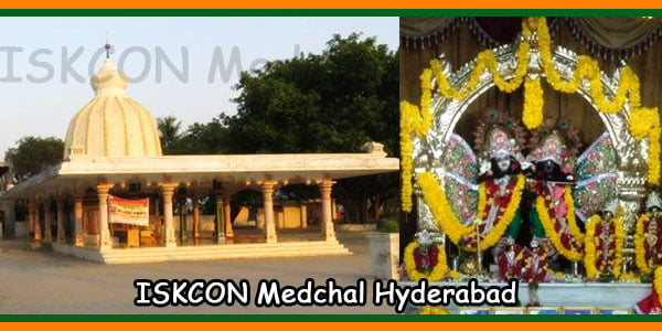 ISKCON Medchal Hyderabad