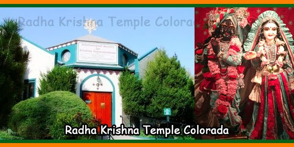 Radha Krishna Temple Colorada