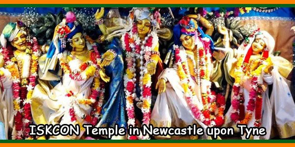 ISKCON Temple in Newcastle upon Tyne