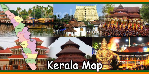 Kerala Map