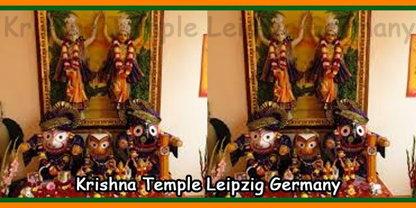 Krishna Temple Leipzig Germany