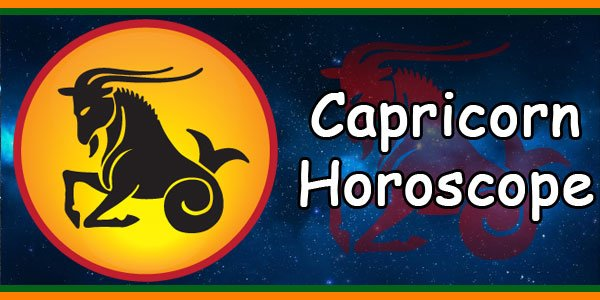Capricorn Horoscope