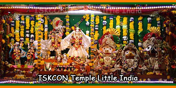 ISKCON Temple Little India