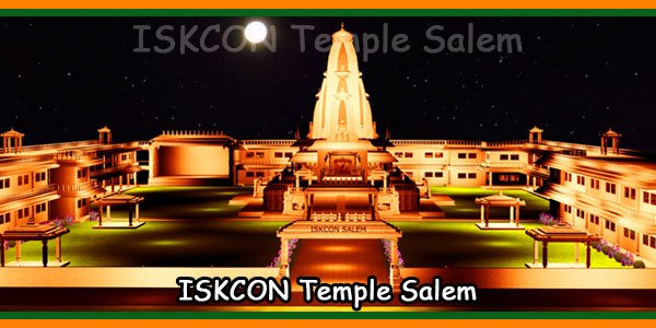 ISKCON Temple Salem