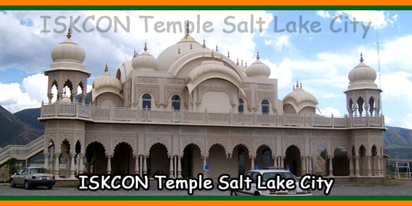 ISKCON Temple Salt Lake City