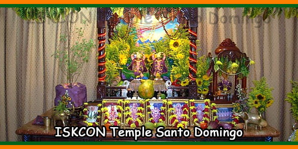 ISKCON Temple Santo Domingo