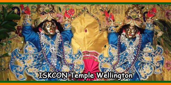 ISKCON Temple Wellington