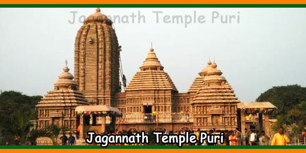 Jagannath Temple Puri