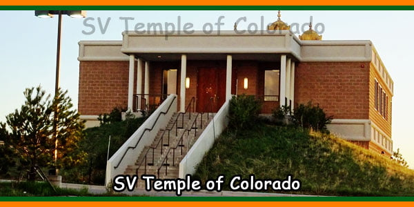 SV Temple of Colorado