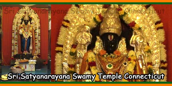 Sri Satyanarayana Swamy Temple Connecticut