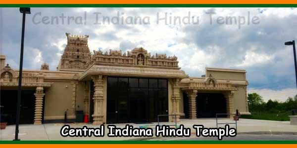 Central Indiana Hindu Temple