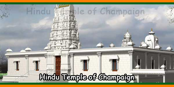 Hindu Temple of Champaign