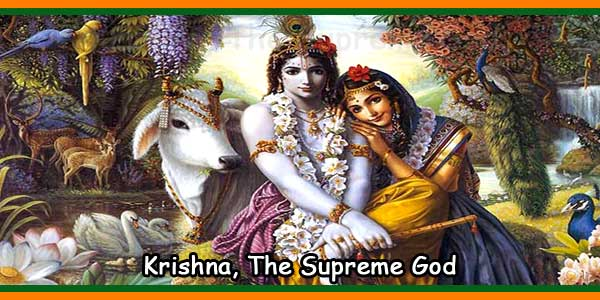 Krishna - The Supreme God