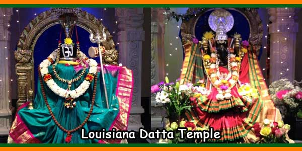Louisiana Datta Temple