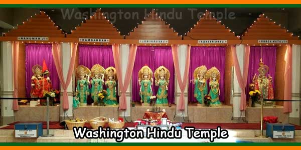 Washington Hindu Temple