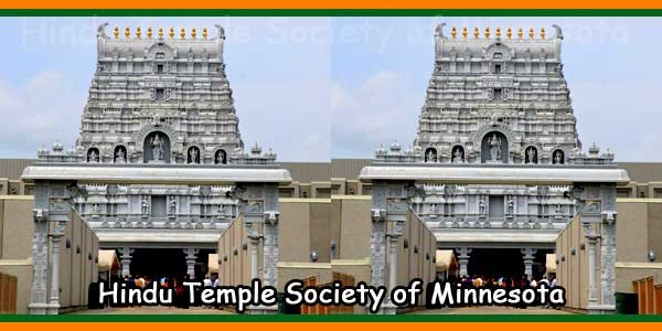 Hindu Temple Society Minnesota