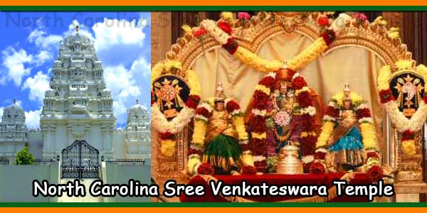 North Carolina Sree Venkateswara Temple