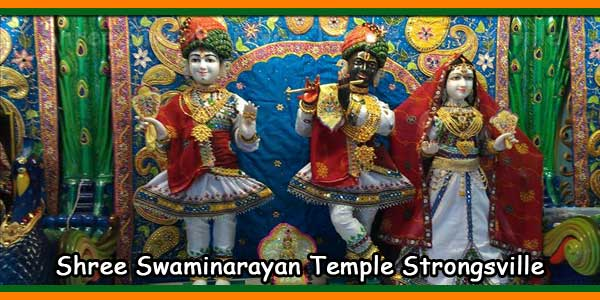 Shree Swaminarayan Temple Strongsville