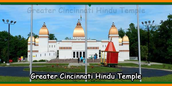 Greater Cincinnati Hindu Temple