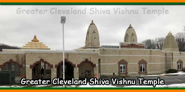 Greater Cleveland Shiva Vishnu Temple