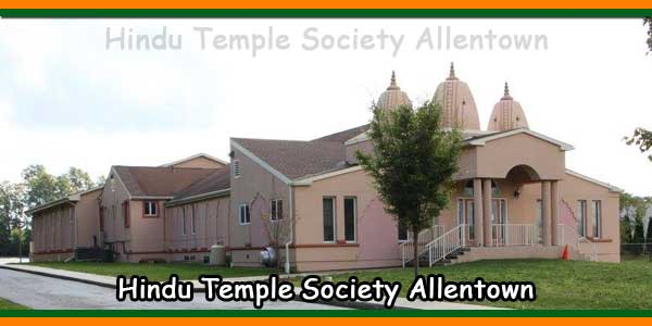 Hindu Temple Society Allentown