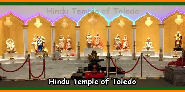 Hindu Temple of Toledo