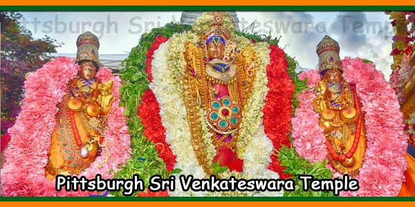 Pittsburgh Sri Venkateswara Temple