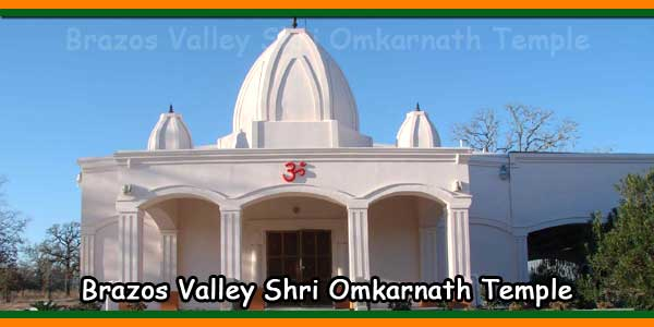 Brazos Valley Shri Omkarnath Temple