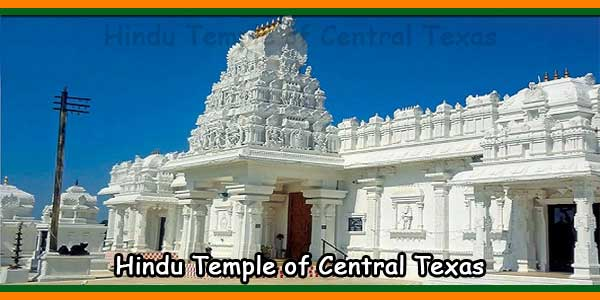 Hindu Temple of Central Texas