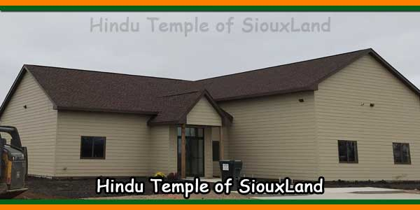 Hindu Temple of SiouxLand
