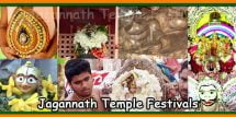 Jagannath Temple Festivals