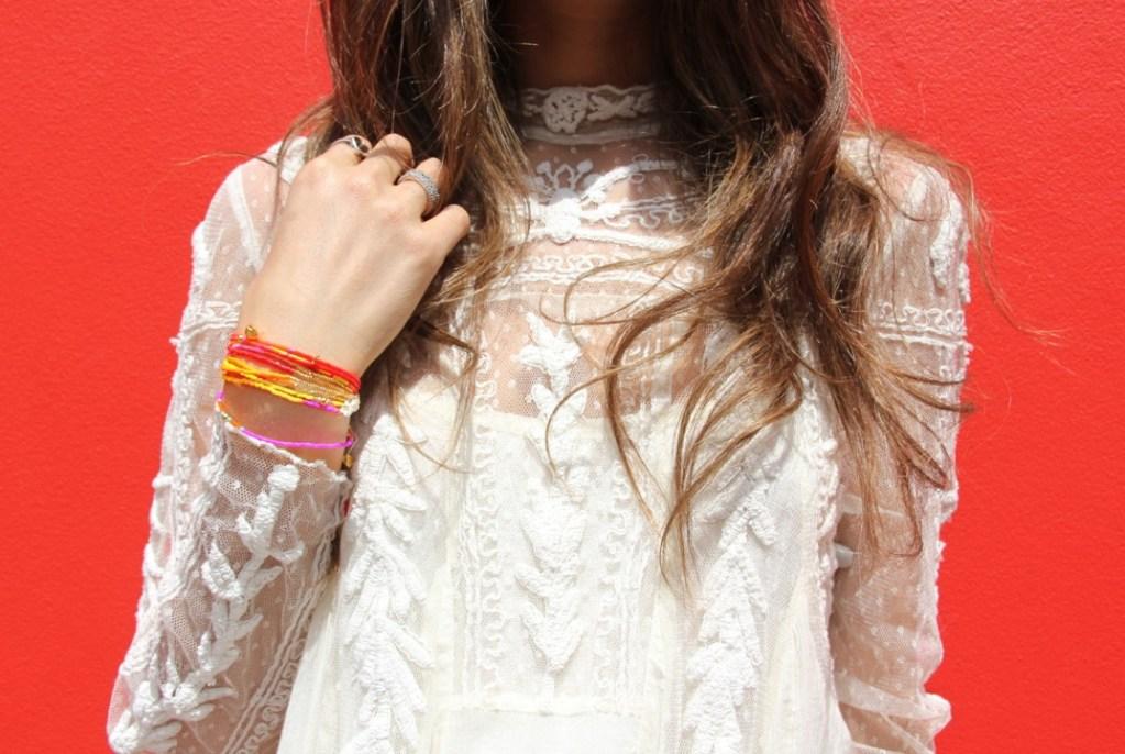 Chakra bracelets elastic 2