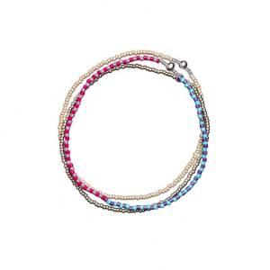 101-Mauve-red-stack-beaded-bracelets-templestones-1