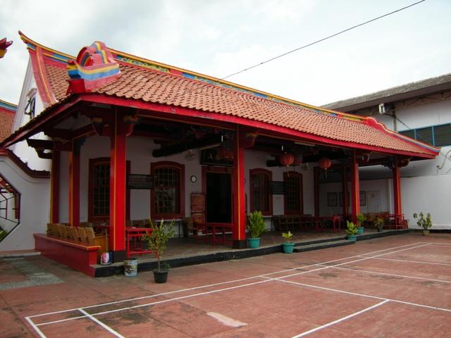Klenteng Talang,Konghucu (Confucius), Cirebon. Indonesia. As build drawings.