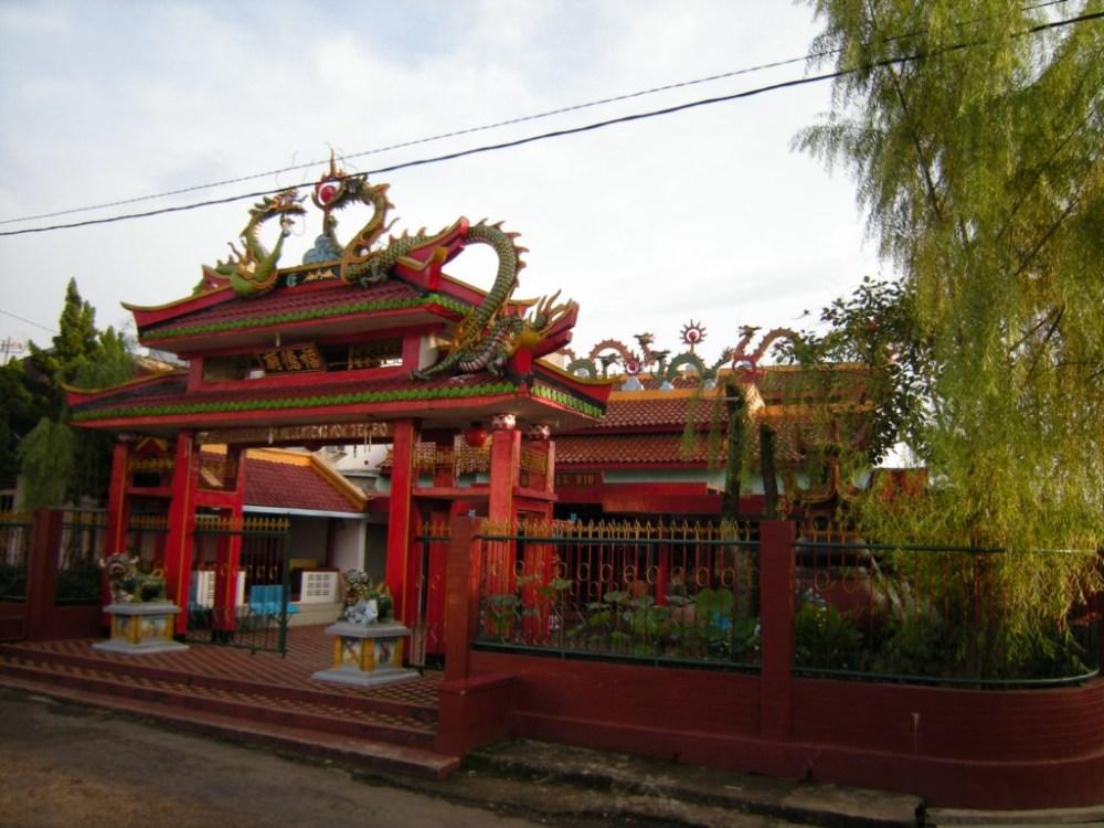 Klenteng Hok Tek Bio, Ciamis, Jawa Barat.(Western Java)