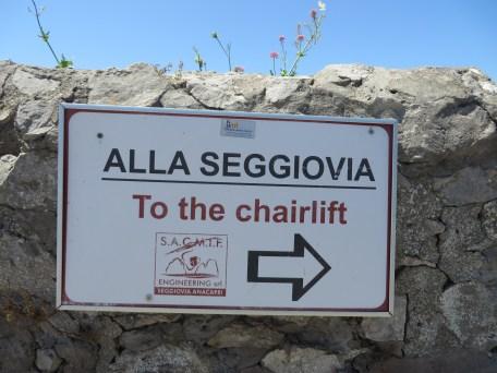 Capri Chair Lift