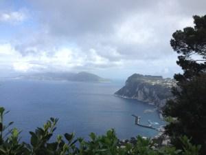 View from Anacapri.