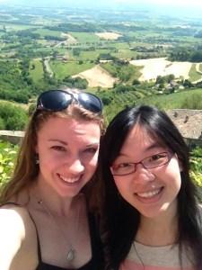 Selfie at Todi
