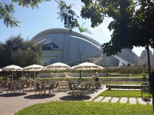 Palau De Les Arts Reina Sofia