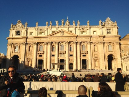 St. Peter's, not too shabby