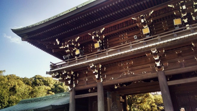 The second must-see spot in Japan on my list is Meiji Jingu. If you skip this shrine you're missing out on a beautiful day in Harajuku!