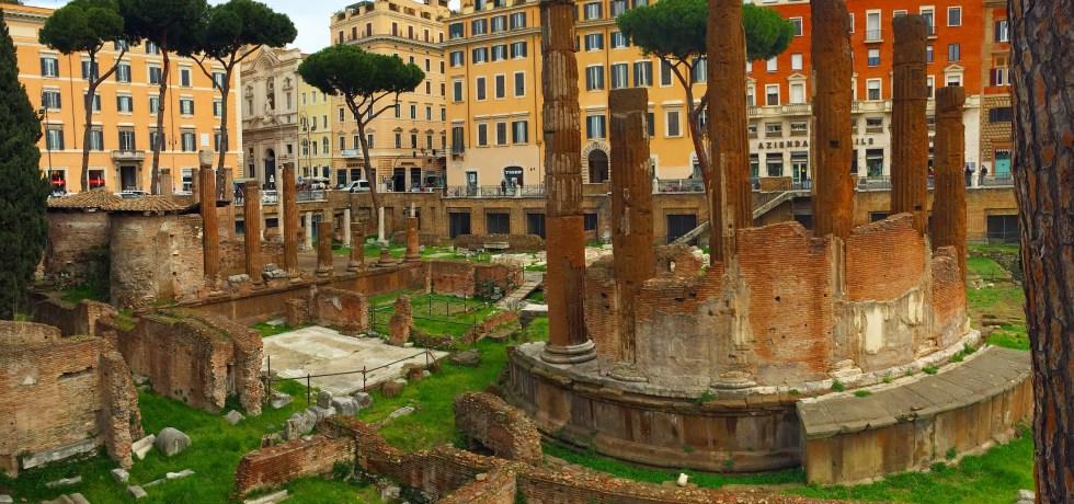 Rome scenery