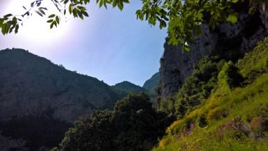 Sentiero degli Dei, near Agerola
